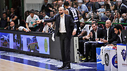 DESCRIZIONE : Campionato 2014/15 Dinamo Banco di Sardegna Sassari - Dolomiti Energia Aquila Trento Playoff Quarti di Finale Gara4<br /> GIOCATORE : Maurizio Buscaglia<br /> CATEGORIA : Allenatore Coach Mani<br /> SQUADRA : Dolomiti Energia Aquila Trento<br /> EVENTO : LegaBasket Serie A Beko 2014/2015 Playoff Quarti di Finale Gara4<br /> GARA : Dinamo Banco di Sardegna Sassari - Dolomiti Energia Aquila Trento Gara4<br /> DATA : 24/05/2015<br /> SPORT : Pallacanestro <br /> AUTORE : Agenzia Ciamillo-Castoria/L.Canu