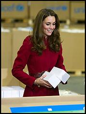 Duke and Duchess of Cambridge at Unicef