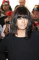 Claudia Winkleman, Glamour Women of the Year Awards, Berkeley Square Gardens, London UK, 04 June 2013, (Photo by Richard Goldschmidt)