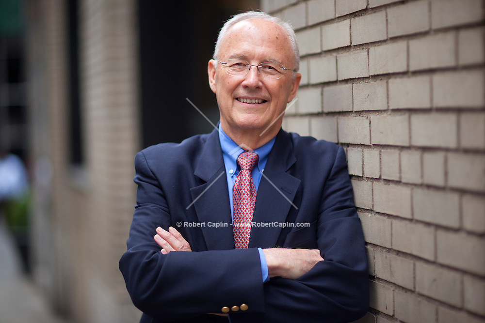 Daniel Boyer is Director of Client Relations and Senior Consultant for a firm that helps schools with their fundraising efforts in New York. ....Photo by Robert Caplin...