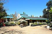 Fullerton Arboretum Potting Shed