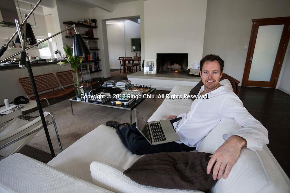 Tom McInerney of Angel Investor. (Photo by Ringo Chiu/PHOTOFORMULA.com)