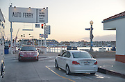 Balboa Island Car Ferry