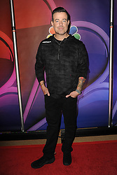 March 8, 2018 - New York, NY, USA - March 8, 2018  New York City..Carson Daly attending arrivals for the 2018 NBC NY Midseason Press Junket at Four Seasons Hotel on March 8, 2018 in New York City. (Credit Image: © Kristin Callahan/Ace Pictures via ZUMA Press)