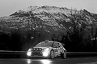 Sebastien Loeb (FRA) - D. Elena (FRA) - Citroen DS3 WRC