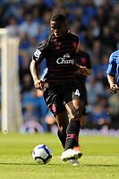 Fotball<br /> England<br /> Foto: Fotosports/Digitalsport<br /> NORWAY ONLY<br /> <br /> Joseph Yobo (Everton)<br /> <br /> 26.09.09 Portsmouth v Everton (0-1) Barclays Premier League Fratton Park