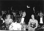 Rupert Murdoch. Kimba Wood. Metropolitan Museum© Copyright Photograph by Dafydd Jones 66 Stockwell Park Rd. London SW9 0DA Tel 020 7733 0108 www.dafjones.com