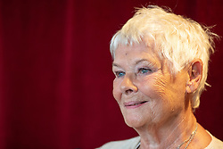 Dame Judi Dench attends the reopening of the Ashcroft Playhouse at the Fairfield Halls, Croydon. PA Photo. Picture date: Monday September 16, 2019. See PA story SHOWBIZ Dench. Photo credit should read: Dominic Lipinski/PA Wire