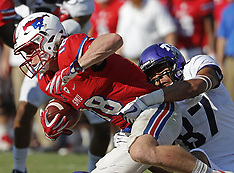 Southern Methodist v Texas Christian - 16 September