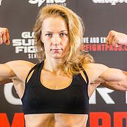 NLD/Amsterdam20160624 - Glory 31 / Weigh in, Irina Mazepa