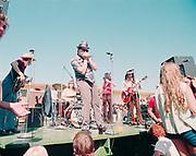 """PD-720723-01. """"Paul deLay. Brown Sugar at Delta Park. July 23, 1972."""