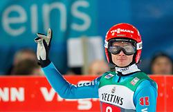 06.01.2015, Paul Ausserleitner Schanze, Bischofshofen, AUT, FIS Ski Sprung Weltcup, 63. Vierschanzentournee, Finale, im BildRichard Freitag (GER) // Richard Freitag of Germany during Final Jump of 63rd Four Hills <br /> Tournament of FIS Ski Jumping World Cup at the Paul Ausserleitner Schanze, Bischofshofen, Austria on 2015/01/06. EXPA Pictures © 2015, PhotoCredit: EXPA/ JFK