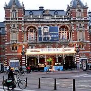 NLD/Amsterdam/20120313 - Stadsschouwburg Amsterdam op het leidseplein waar het Boekenbal traditiegetrouw word gehouden,