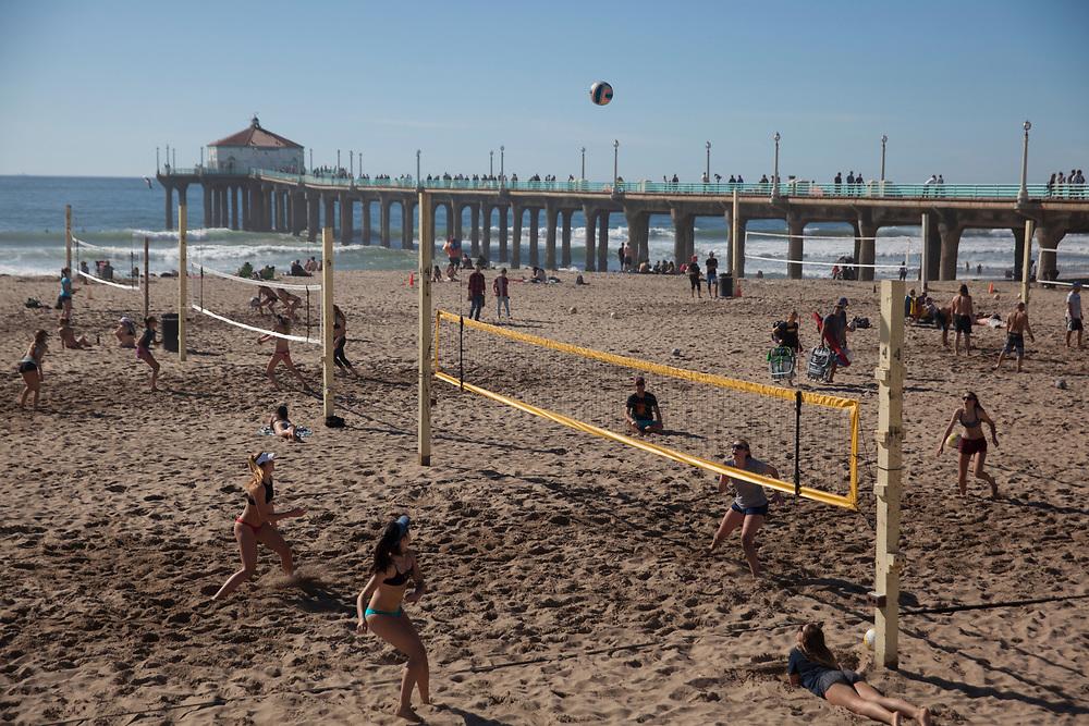 Manhattan Beach, Los Angeles, CA, USA