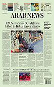 August 27, 2021 - ASIA-PACIFIC: Front-page: Today's Newspapers In Asia-Pacific