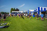 Henley on Thames, England, United Kingdom, 28th June 2019, Henley Royal Regatta Qualifiers, time trial, on Henley Reach, [© Peter SPURRIER/Intersport Image]<br /> <br /> 14:21:00
