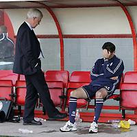 St Johnstone FC April 2007