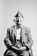 Walter Stern<br /> Army<br /> O-5<br /> Intelligence<br /> 1941 - 1961<br /> WWII (European Theater)<br /> <br /> Veterans Portrait Project<br /> Charleston, SC<br /> Jewish War Veterans