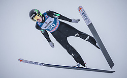 31.12.2018, Olympiaschanze, Garmisch Partenkirchen, GER, FIS Weltcup Skisprung, Vierschanzentournee, Garmisch Partenkirchen, Qualifikation, im Bild Timi Zajc (SLO) // Timi Zajc of Slovenia during the qualifying for the Four Hills Tournament of FIS Ski Jumping World Cup at the Olympiaschanze in Garmisch Partenkirchen, Germany on 2018/12/31. EXPA Pictures © 2018, PhotoCredit: EXPA/ Stefanie Oberhauser