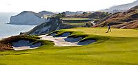 VARNA - BALCHIK - Golfbaan en resort THRACIAN CLIFFS GOLF RESORT aan de Zwarte Zee in Bulgarije.  COPYRIGHT KOEN SUYK