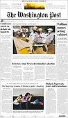 September 08, 2021 - USA: Front-page: Today's Newspapers In United States