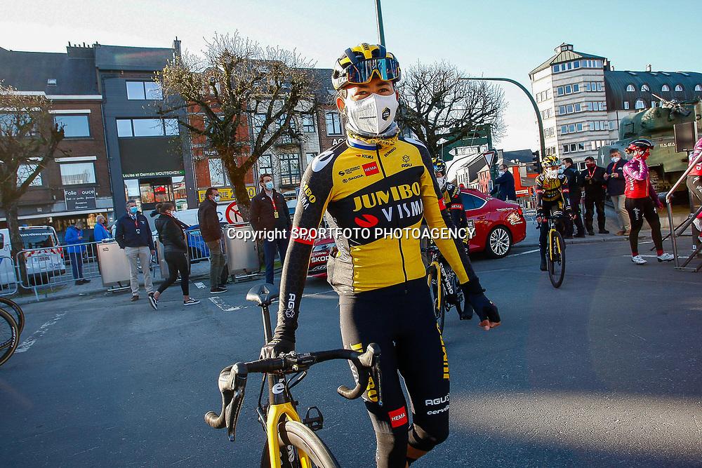 25-04-2021: Wielrennen: Luik Bastenaken Luik (Vrouwen): Luik <br />Anouska Koster