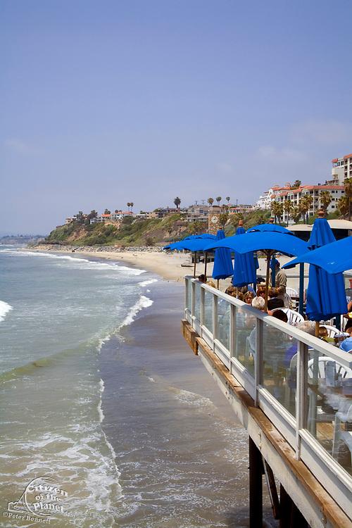 The Fisherman's Restaurant & Bar, San Clemente, Orange County, California, USA
