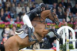 Guerdat Steve, (SUI), Nino Des Buissonnets<br /> Rolex Grand Prix, The Grand Prix of Aachen<br /> Weltfest des Pferdesports Aachen 2015<br /> © Hippo Foto - Dirk Caremans<br /> 31/05/15