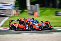 May 13, 2018 - Monza, Italie - 27 IDEC SPORT (FRA) LIGIER JSP217 GIBSON LMP2 PATRICE LAFARGUE (FRA) ERIK MARIS (FRA) WILLIAM CAVAIHES  (Credit Image: © Panoramic via ZUMA Press)