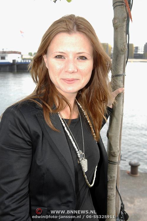 NLD/Amsterdam/20070509 - Nominatielunch Musicalawards 2007, Celine Purcell