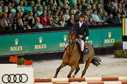 Bruynseels Niels, BEL, Cairon 10<br /> The Dutch Masters<br /> Indoor Brabant - 's Hertogen bosch 2018<br /> © Dirk Caremans<br /> 10/03/2018