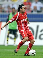 Fotball<br /> Tyskland<br /> Foto: Witters/Digitalsport<br /> NORWAY ONLY<br /> <br /> 08.08.2009<br /> <br /> Maniche Koeln<br /> <br /> Bundesliga Borussia Dortmund - 1. FC Köln 1:0