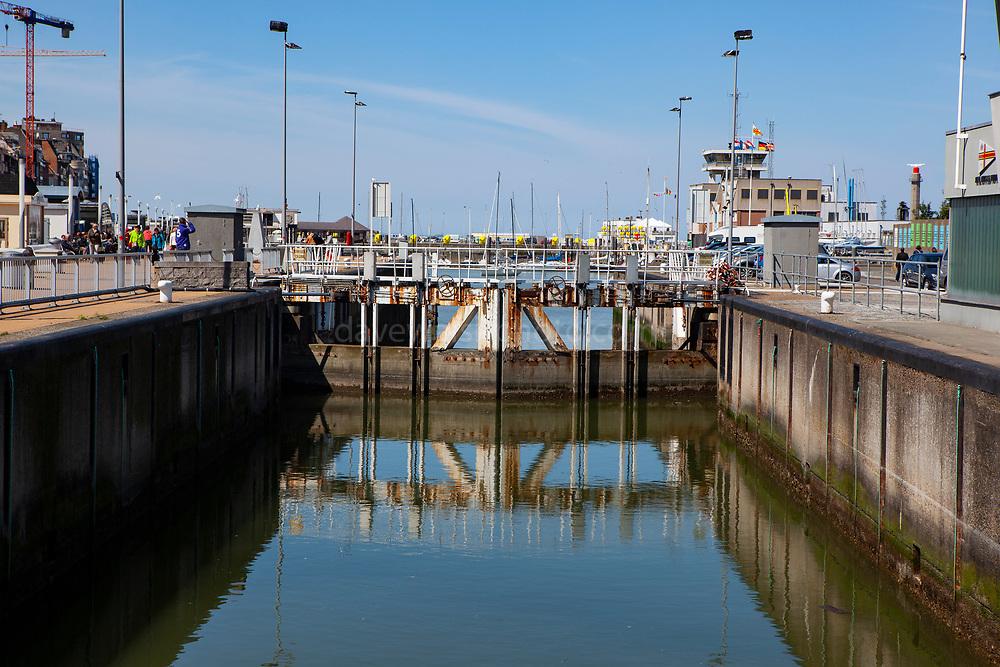 Ostend, coastal city in Belgium