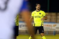 Ash Palmer. Guiseley AFC 1-5 Stockport County FC. Pre-Season Friendly. 15.9.20