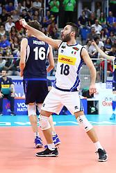 NICOLA PESARESI (ITALIA)<br /> ITALIA - POLONIA<br /> PALLAVOLO VNL VOLLEYBALL NATIONS LEAGUE 2019<br /> MILANO 23-06-2019<br /> FOTO GALBIATI - RUBIN