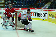 01.Mai 2012; Kloten; Eishockey - Schweiz - Kanada;<br />  (Thomas Oswald/freshfocus)