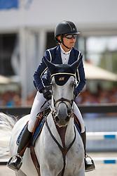 Baryard-Johnsson Malin, SWE, H&M Cue Channa 42<br /> Rolex Grand Prix CSI 5* - Knokke 2017<br /> © Dirk Caremans<br /> 09/07/17