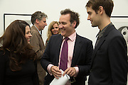 ALISON JACQUES; TOBY THOMAS; ADAM PETERS; , Fashion Show: Robert Mapplethorpe. Alison Jacques Gallery. Berners St. London. 10 September 2013