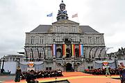 Viering van 200 jaar van het Koninkrijk der Nederland in Maastricht / Celebration of 200 Years of the Kingdom of the Netherlands in Maastricht