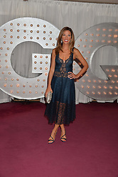 HEATHER KERZNER at the GQ Men Of The Year 2014 Awards in association with Hugo Boss held at The Royal Opera House, London on 2nd September 2014.