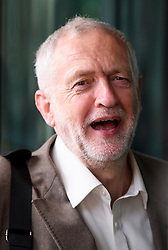 © London News Pictures. 07/06/2016. London, UK. Leader of the Labour Party, JEREMY CORBYN arrives at the Houses of Parliament in London. Photo credit: Ben Cawthra/LNP
