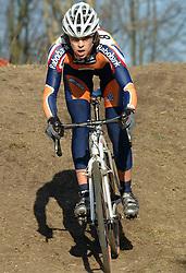 29-01-2006 WIELRENNEN: UCI CYCLO CROSS WERELD KAMPIOENSCHAPPEN: ZEDDAM <br /> Mirjam Melchers van Poppel<br /> ©2006-WWW.FOTOHOOGENDOORN.NL