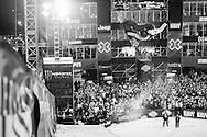 Kelly Clark during Women's Snowboard Superpipe Finals during 2015 X Games Aspen at Buttermilk Mountain in Aspen, CO. ©Brett Wilhelm/ESPN