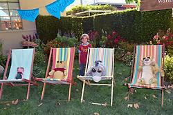 July 30, 2018 - Burbank, Kalifornien, USA - Jeremy Maguire bei der Premiere des Kinofilms 'Christopher Robin' in den Walt Disney Studios. Burbank, 30.07.2018 (Credit Image: © Future-Image via ZUMA Press)