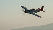 North American P-51 Mustang of the Erickson Aircraft Collection.