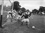 Neg No: .876/a19804-a1989..1955AIJFCF...1955.All Ireland Junior Football Championship - Home Final..Cork.03-10.Derry.01-07..