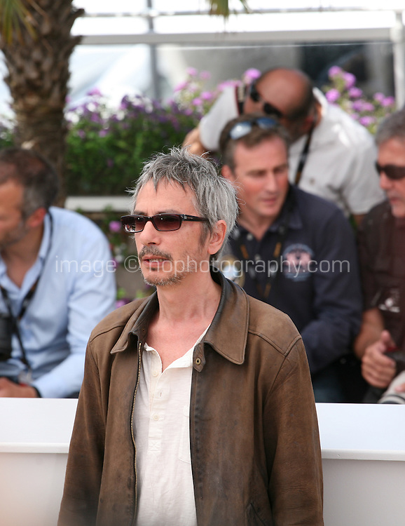 Director Leos Carax, at the Holy Motors photocall at the 65th Cannes Film Festival France. Wednesday 23rd May 2012 in Cannes Film Festival, France.