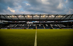 September 20, 2017 - Kansas City, KS, USA - Kansas City, KS - Wednesday September 20, 2017: 2017 U.S. Open Cup Children's Mercy Park field view during the 2017 U.S. Open Cup Final Championship game between Sporting Kansas City and the New York Red Bulls at Children's Mercy Park. (Credit Image: © John Dorton/ISIPhotos via ZUMA Wire)