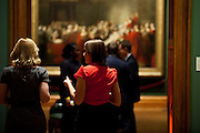 Corporate event at the National Portrait Gallery, London.