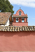 Bell Tower at La Purisima Mission